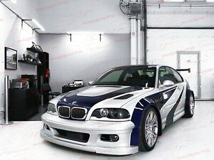 Widebody Kit BMW M3 GTR E46 1998-2003  2003-2006 *