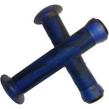 BMX druckstöpsel Rad Griff darxide blau schwarz