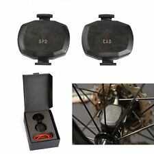 Wireless Speed & Cadence Sensor ANT+ For Garmin Edge 25 500 510 520 810 820 1000