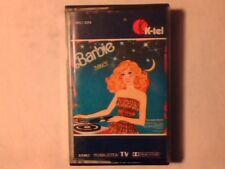 MC Barbie dance - La mia festa cassette k7  RARISSIMA COME NUOVA RARE LIKE NEW!!