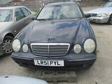MERCEDES E240 ESTATE W210 FACELIFT 7 SEATER BREAKING FOR SPARES SALVAGE