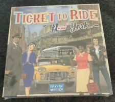 Alan R Moon Ticket to Ride: New York - Days Of Wonder