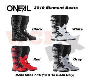 O'Neal Element Boots - Off-Road MX Dirt Bike