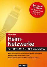Heimnetzwerke - Fritz!box/WLAN/DSL: Der Ratgeber fü...   Buch   Zustand sehr gut