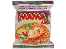 10 pièce Mama crevettes Instant soupes 10 x 60 g crevettes TOM YUM Yam soupe