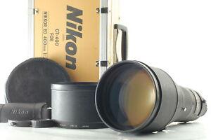 [OPTICS MINT TRUNK] Nikon Ai-s Nikkor 400mm F2.8 ED AIS Telephoto Lens JAPAN