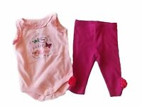 Responsible 12 Month Cat & Jack Romper Clothing, Shoes & Accessories