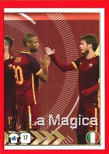 FIFA 365 2015-16 PANINI 2016 -Figurina Stiker- n. R78 - ROMA -New