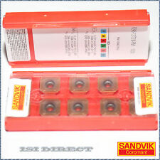 R245-12 T3 M -PM 1030  SANDVIK *** 10 INSERTS *** FACTORY PACK ***