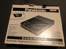Panasonic Easa Phone Kx-t1410 Vintage Automatic Telephone Answering System