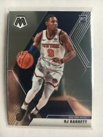 2019-20 Mosaic Basketball 🔥RJ Barrett🔥 Base Rookie #229 New York Knicks
