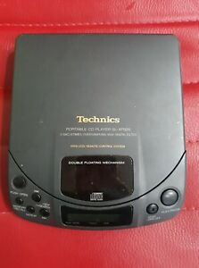 Technics SL-XP505 Personal CD Player disc man discman
