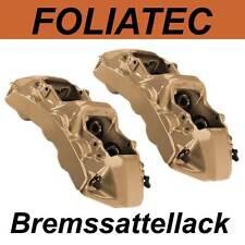 FOLIATEC BREMSSATTELLACK GOLD Metallic  Bremssattel Lack Farbe 2165 Audi - SET
