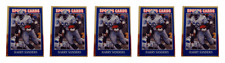 (5) 1992 Sports Cards #48 Barry Sanders Football Card Lot Detroit Lions