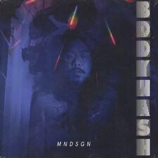 Mndsgn - Body Wash (CD - 2016 - US - Original)