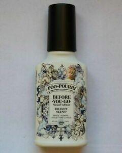59ml Poo Pourri Before You Go Heaven Scent Jasmine/Violet Bathroom Freshener
