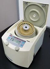 Warranty Beckman Coulter Microfuge 18 + 24 place rotor Centrifuge u2