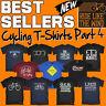 Men's Cycling T Shirts - Clothing Fashion T-Shirt funny novelty cycle gift Pt 4