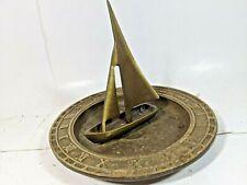 The Mariner's Sundial Bronze