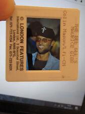 Original Press Promo Slide Negative - Bee Gees - Maurice Gibb - 1990's