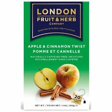 London Fruit & Herbal Apple & Cinnamon Tea - 20 Bags