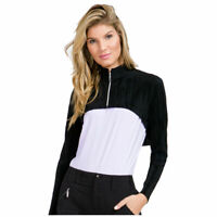 NWT Jamie Sadock S The Ultimate Sleeve Crop Jacket Small