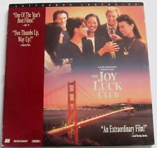 LASERDISC - NTSC - THE JOY LUCK CLUB - with An-Mei Hsu, Lindo Jong