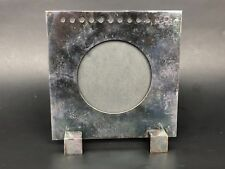 Swid Powell Picture Frame Sterling Silver Plate Picture Frame Desk Photo Frame