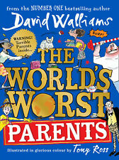The World's Worst Parents by David Walliams - Hardcover