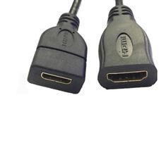 Conector hembra tipo C mini-HDMI a HDMI Cable Hembra un tipo