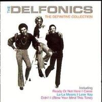 The Delfonics : The Definitive Collection CD (1999) ***NEW*** Quality guaranteed