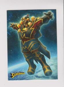 2013 Cryptozoic DC Superman: The Legend #19 Imperiex card