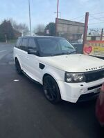 2007 RANGE ROVER SPORT HST 4.2 V8 SUPERCHARGED SPARES OR REPAIRS