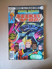 MARVEL PREMIERE SEEKER 3000! #41 1978 Stan Presents Marvel Comics  [G322] BUONO