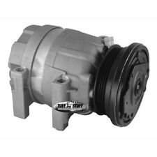 Tuff Stuff A/C Compressor 4510NC; As Cast Aluminum R134A for 98-02 Camaro LS1