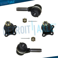Fit 1990 - 1995 1996 Ram 50 Mitsubishi Mighty Max Ball Joint Outer Tierods 2WD