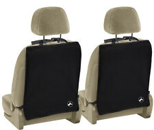 Kick Mats For Auto Car Back Seat Cover Care Kid Protector Cleaning 2 Pack Set