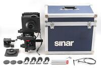 【MINT】Sinar X 4x5 Large Format w/ Apo Symmar 180mm Symmar s 120mm from Japan
