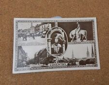 Coventry Multiview ,Postcard.W.h Smith . unposted ,card. XC1