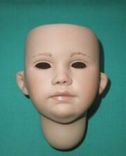 """bisque head """"Max"""" artist reproduction/Ute Kase-Lepp/Germany"""