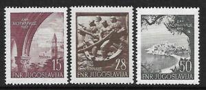 Yugoslavia 1952 Military Fleet Naval