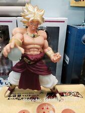 New Dragon Ball Z Super Saiyan Broly old PVC Action Figures Toys Kids 26cm 2017