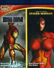 Marvel Knights: Iron Man & Spider Woman [New Blu-ray] Widescreen