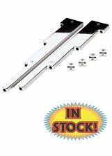Billet Specialties 69529 - Universal Plain Wire Looms - Polished