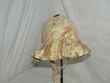 Baby Girl Designer Sunhat Sunbonnet Medium 18718 Toddler Neutrals