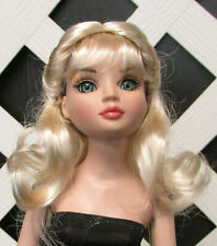"""Doll Wig, Monique """"Lexy"""" Size 12/13 (13/14) in Honey Blonde - Runs Large"""