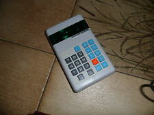 Calculadora Calculator citizen 800 d con error