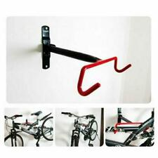 New Bicycle Cycling Wall Mount Rack Hanger Bike Steel Hook Holder US Ship
