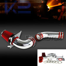 Ford 89-93 Mustang GT LX 5.0L V8 Cold Air Intake System+Red Filter