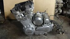 1985 YAMAHA XJ700 MAXIM 700 YM118-2 ENGINE MOTOR TRANSMISSION GOOD COMPRESSION